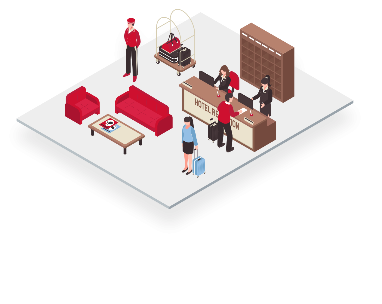 Infor Hospitality software increase management performance
